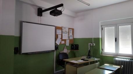 Aulas de Secundaria