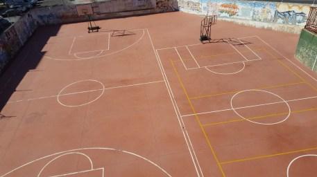 Pistas de baloncesto